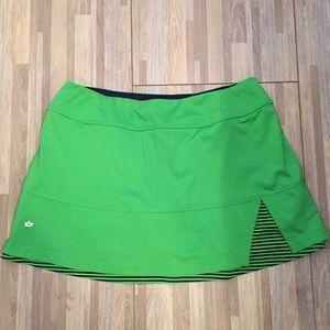 Bolle' tennis skirt size medium